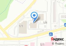 Компания «отпечатОК» на карте