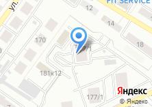 Компания «Центр авторазбора на Гурьевской» на карте