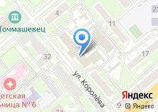 Компания «ЯНВАРЬ» на карте