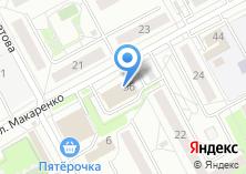 Компания «Адвокатский кабинет Захаровой И.В» на карте