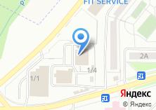 Компания «Стис» на карте