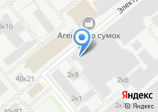 Компания «Связьпроект» на карте