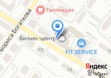 Компания «Сибирская Строительная Компания» на карте