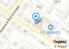 Компания «Адвокатский кабинет Горяйнова А.В» на карте