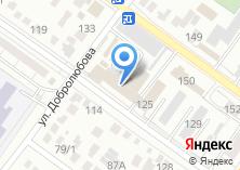 Компания «Хознужды» на карте