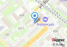 Компания «Юрист Новосибирск» на карте