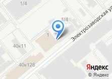 Компания «Мир антенн оптовая компания» на карте