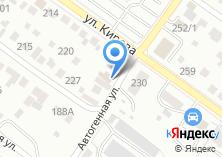 Компания «Специализированная мастерская по ремонту рулевых реек» на карте