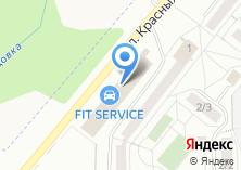 Компания «СББ Сервис» на карте