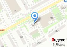 Компания «Охрана МВД России ФГУП филиал по Новосибирской области» на карте