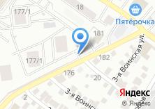 Компания «Сибирский бройлер+» на карте