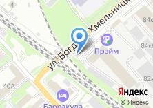 Компания «GLOBAXI» на карте