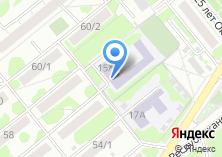 Компания «Средняя общеобразовательная школа №153» на карте