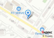Компания «Сибирская Тройка» на карте