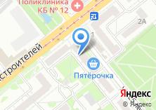 Компания «Сибирский проект» на карте
