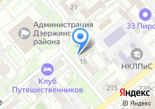 Компания «СОЛНЕЧНЫЙ ЗАЯЦ» на карте