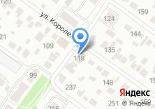 Компания «Николь сеть цветочных салонов» на карте