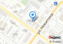 Компания «АлексСтрой» на карте
