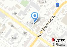 Компания «Студия интерьерных решений» на карте
