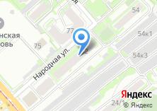 Компания «Дари-поступок» на карте