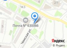 Компания «Продуктовый магазин на Чемской» на карте
