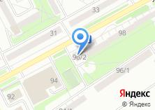 Компания «Кабинет массажа и косметических услуг» на карте