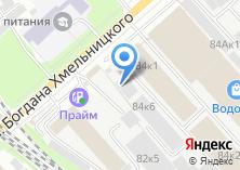 Компания «Меркурий транспортная компания» на карте