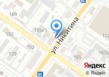 Компания «Каретный двор-1» на карте