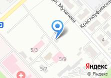 Компания «Больница №3» на карте