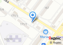 Компания «Деревенские продукты» на карте