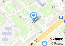 Компания «АВерно» на карте