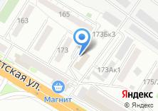 Компания «АвтоСтарт 54» на карте