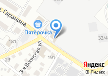 Компания «Столовая на ул. Гаранина» на карте