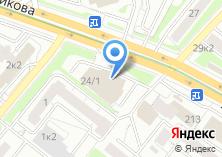 Компания «Pampersok» на карте