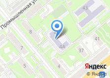 Компания «Аэрокосмический лицей им. Ю.В. Кондратюка» на карте