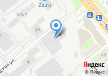 Компания «ИНТЕРПАК» на карте