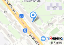 Компания «Бытовик» на карте