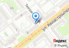 Компания «Магазин автотоваров для ВАЗ Волга» на карте