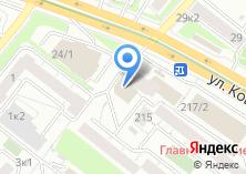 Компания «АнВиК» на карте