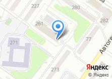 Компания «Мини-пекарня» на карте