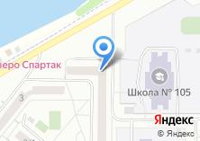 Компания «СберСтрой» на карте