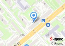 Компания «АВК-Сервис» на карте