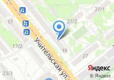 Компания «Участковый пункт полиции Отдел полиции №4 Калининский» на карте