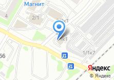 Компания «АвтоДуэт» на карте