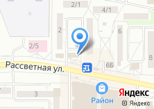 Компания «Бережная» на карте
