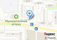 Компания «Аптека садовода» на карте