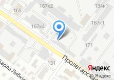 Компания «АВАРИЙНО-РЕМОНТНАЯ СЛУЖБА ЖКХ» на карте