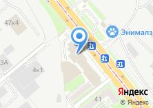 Компания «РОСТЕК» на карте