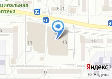 Компания «Авантаж-жалюзи» на карте