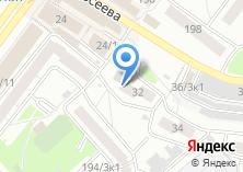Компания «КРУГЛОСУТОЧНАЯ ПАРИКМАХЕРСКАЯ» на карте